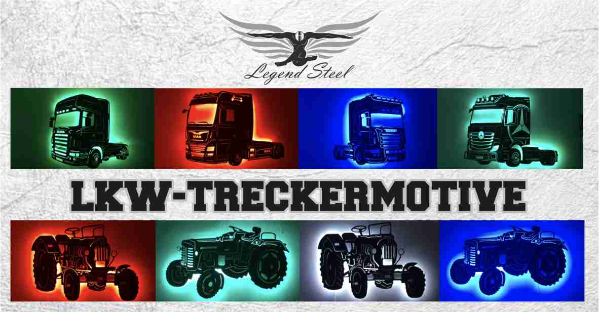 LKW- & Treckermotive